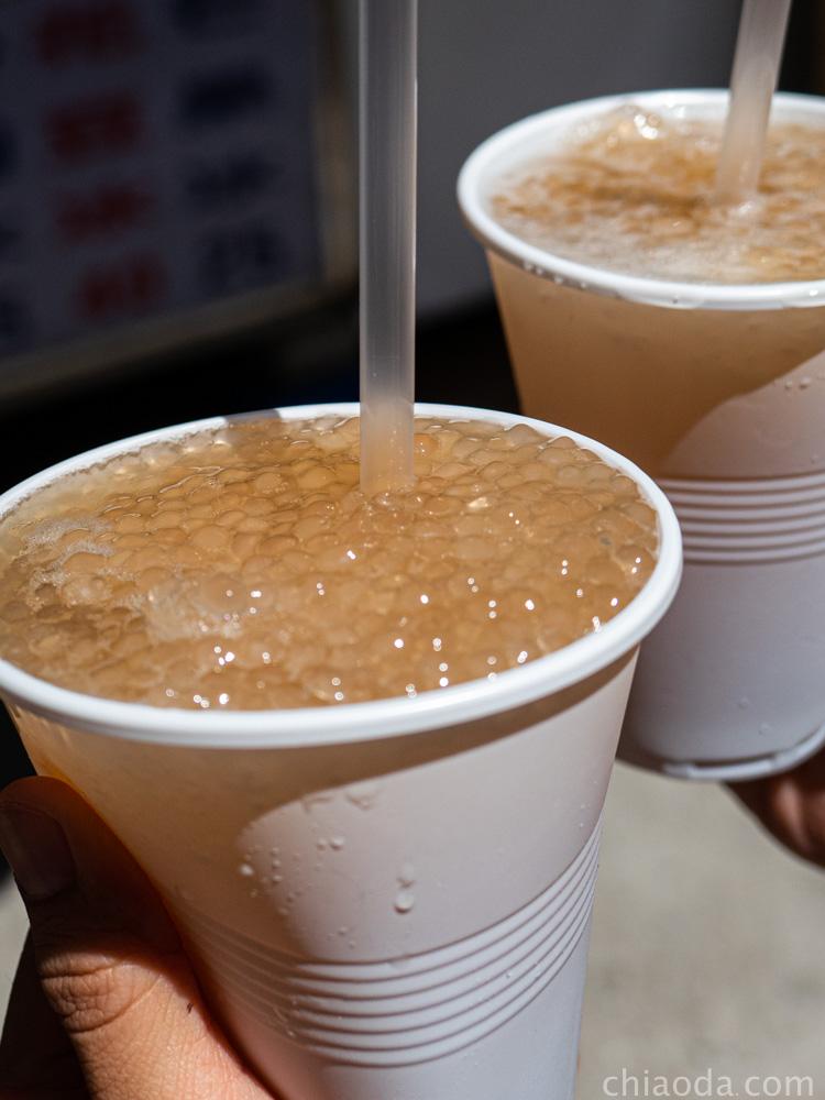 和平島粉圓冰 基隆必吃小吃冰品