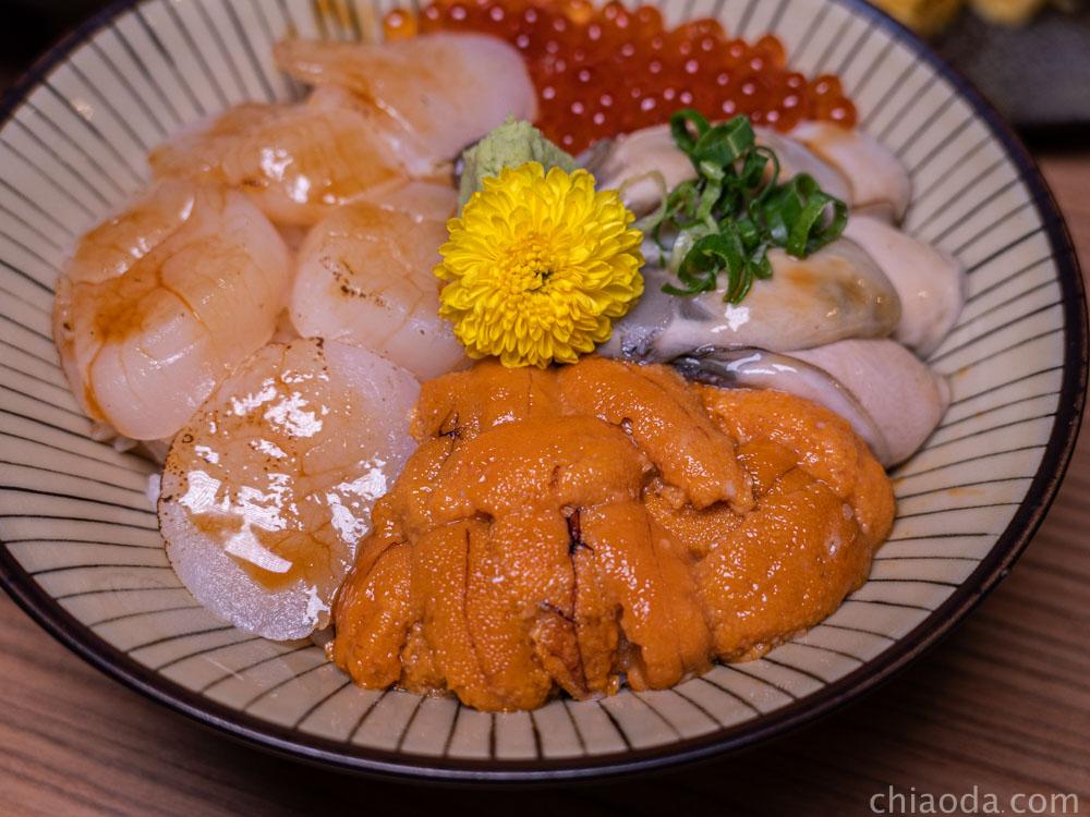 岡崎 北海道海膽 澎湖牡蠣