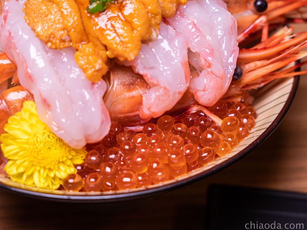 岡崎-牡丹蝦丼