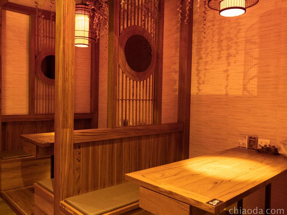 拿手串日式串燒居酒屋 日式包廂