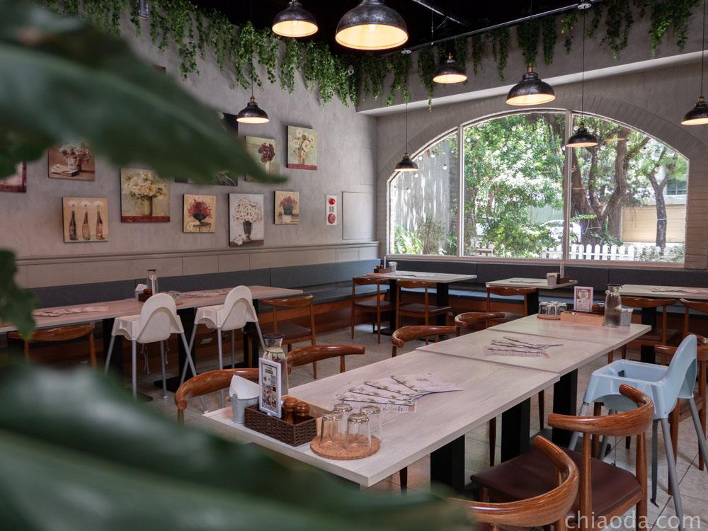 暖谷莊園 環境寬敞座位多 適合多人聚餐