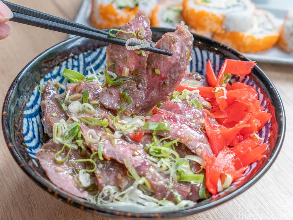 楓上屋 香煎牛排定食