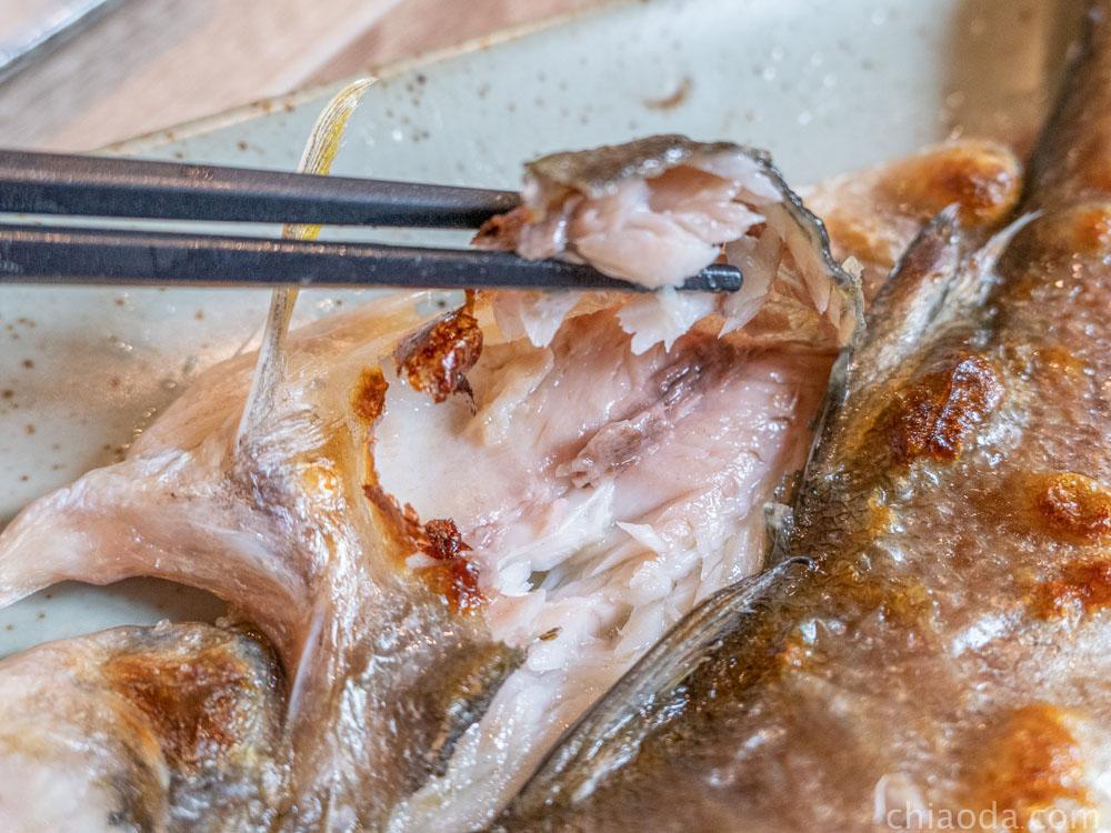 楓上屋 鹽烤午魚