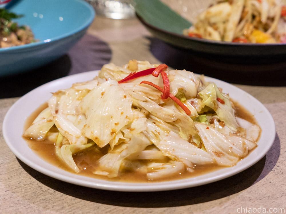阿杜 蝦醬高麗菜