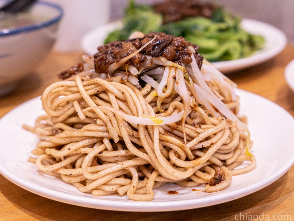 阿蓮米粉湯 炒麵