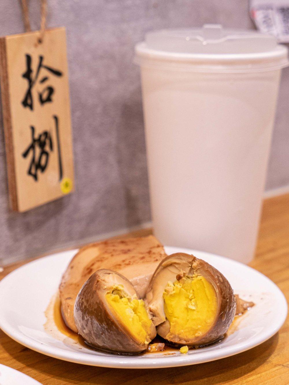 阿蓮米粉湯- 套餐豆腐 紅茶