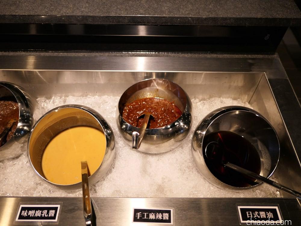 亦馬いま鍋物 沾醬
