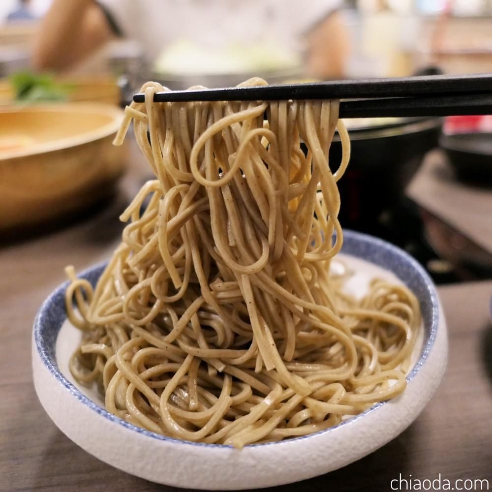 亦馬いま鍋物 蕎麥麵