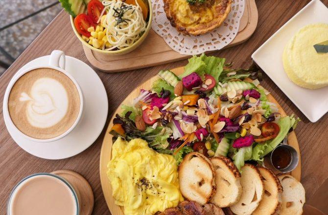 暖暖|豐原圓環南路上精緻早午餐 餐點口味自然不添加