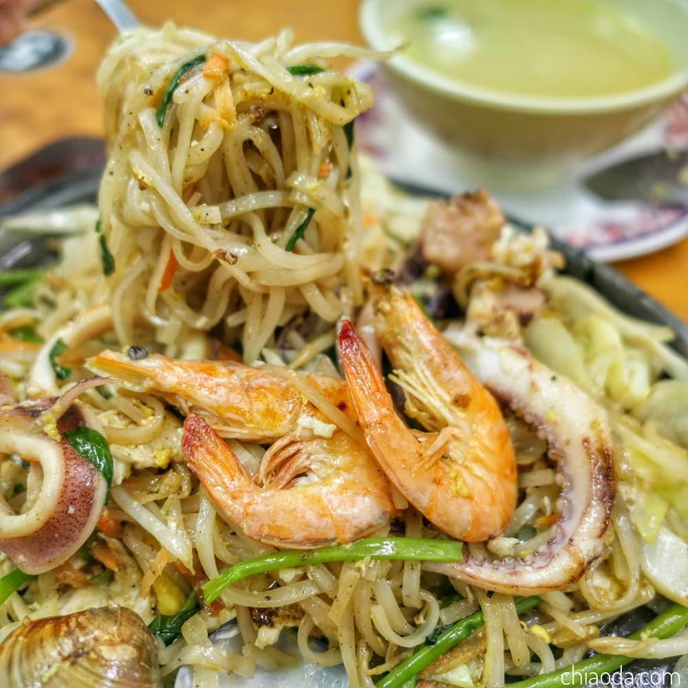 豪傑越南小吃|東海商圈超人氣越南小吃 鐵板河粉超特別
