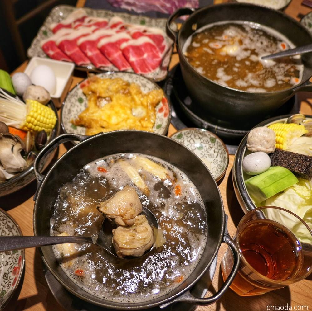 湯棧|公益路上超好吃燒酒/麻油鍋 輕井澤三代店(文附菜單)