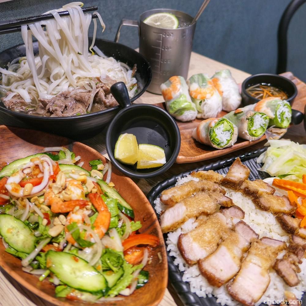 越南王 台中連鎖越式料理 由越南媳婦掌廚 口味好吃涮嘴