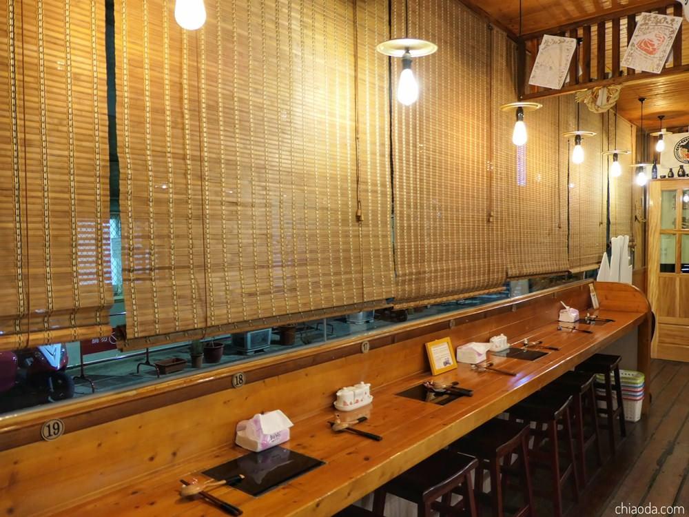 金禾食堂 餐廳環境