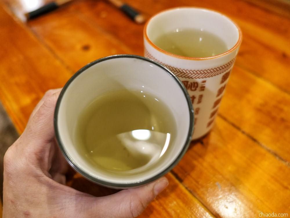 金禾食堂 牛蒡茶