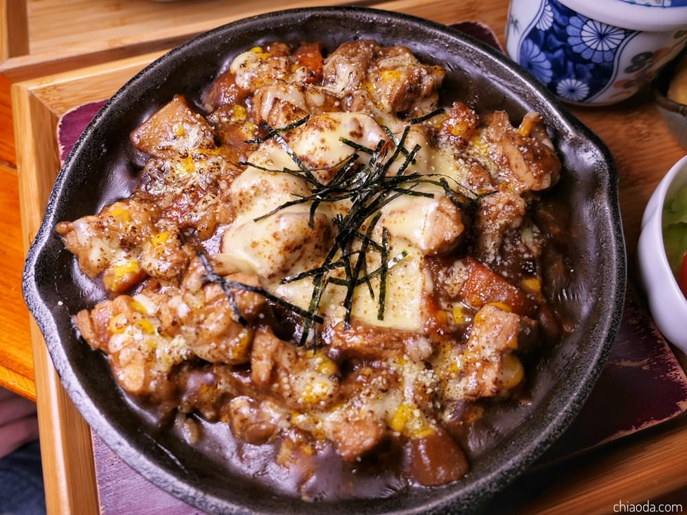 金禾食堂 九州燒咖哩