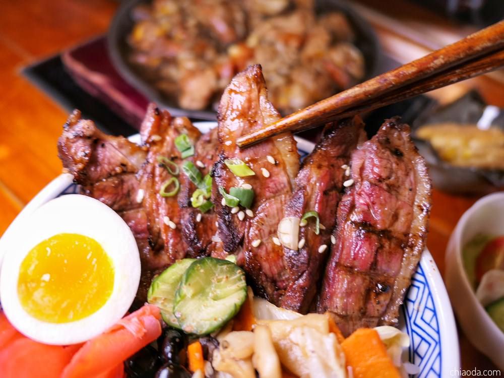 金禾食堂 櫻桃鴨丼飯