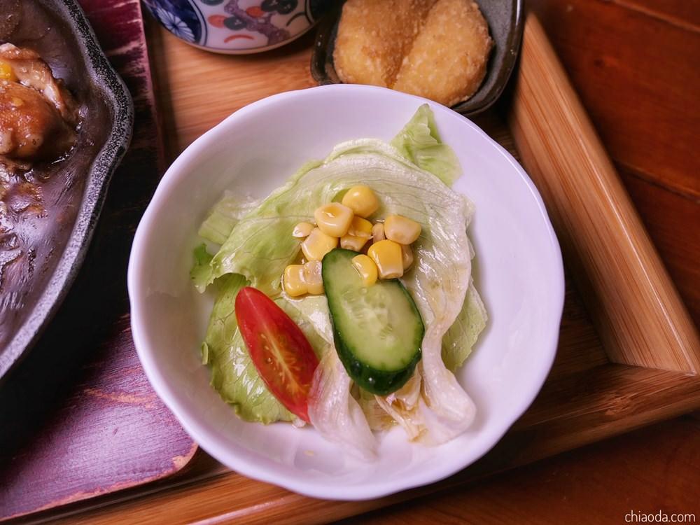 金禾食堂 附餐沙拉