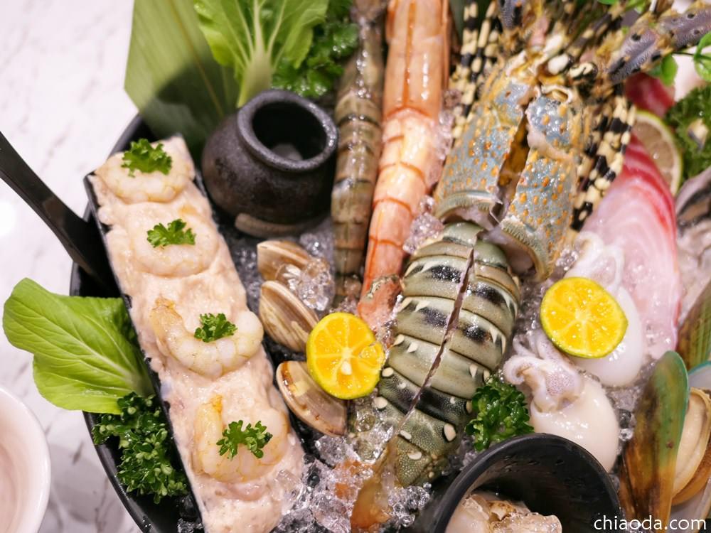 拉克薩火鍋|菜單大升級!有痛風海鮮拼盤、PRIME等級牛肉、伊比利豬,根本海陸饗宴!
