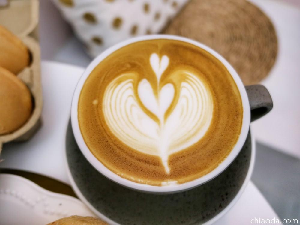 咕嗼咖啡 拿鐵