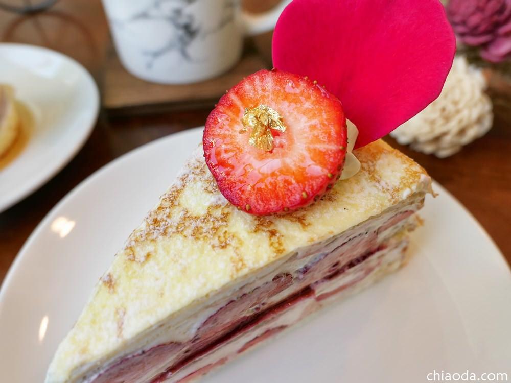 萊姆16手作甜點 草莓千層