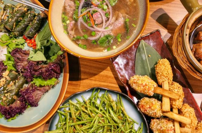 沐越|(2020到訪)公益路上 王品集團旗下評價超好的越式餐廳 推薦多人用餐 六人套餐選擇多 餐點精緻好吃!