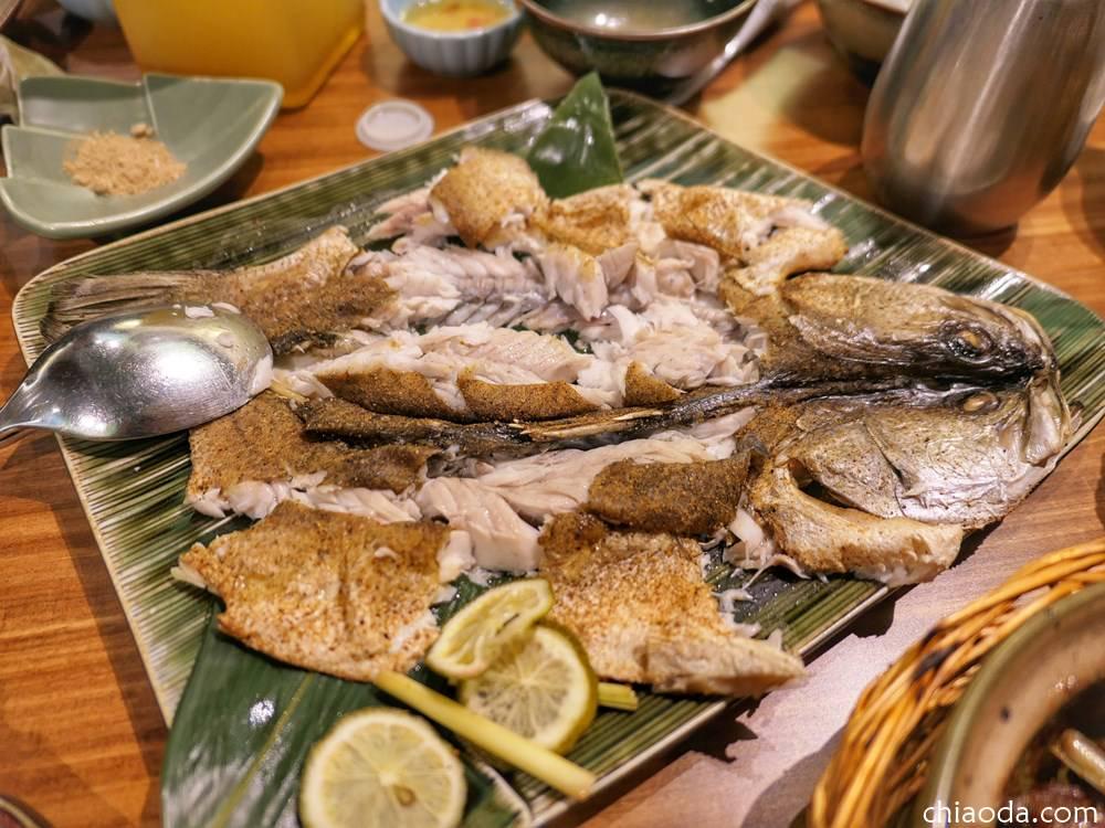 沐越 香茅酥烤胡椒魚
