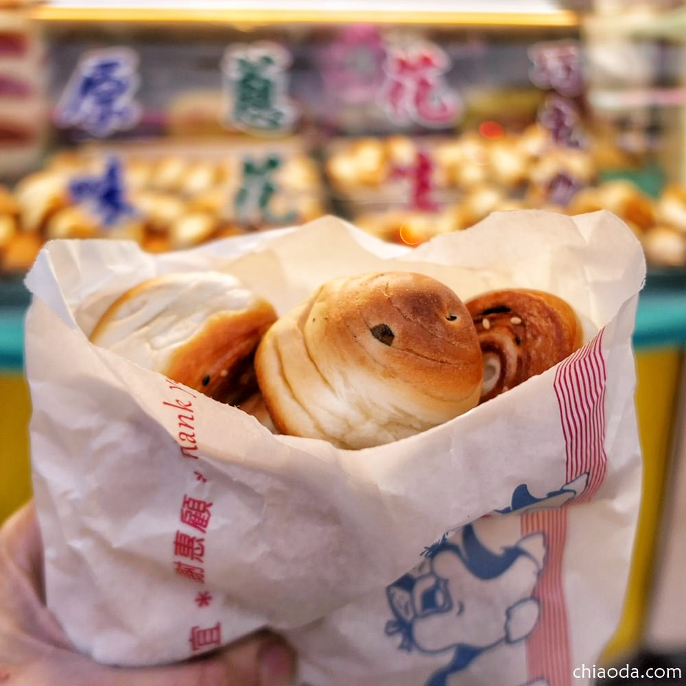 上海脆皮烤饅頭|台南東寧公園周邊古早味點心!小時候最愛的課後點心~