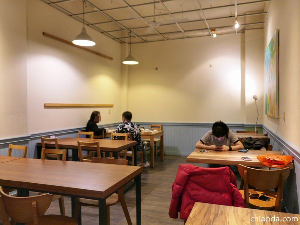 盧仕蔬食咖啡 餐廳環境