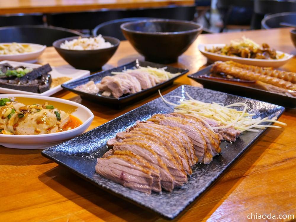 金鵝庄|虎尾傳承三代的鵝肉平價餐廳 煙燻/白斬都好好吃 還有特色小食可加點!