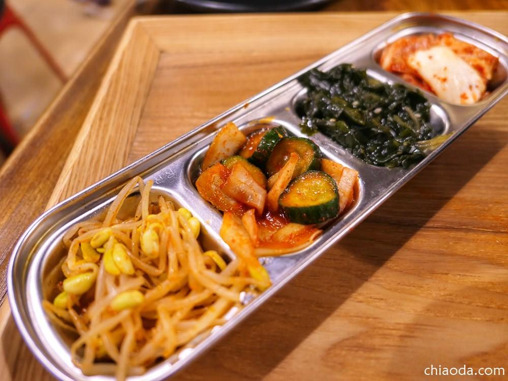 濟州Mr Kim 韓式炸雞 小菜