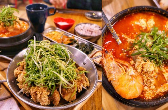 濟州Mr.KIM韓式炸雞|大里超人氣道地韓式料理 平日晚上整間爆滿超誇張!必點韓式炸雞、雞蛋捲