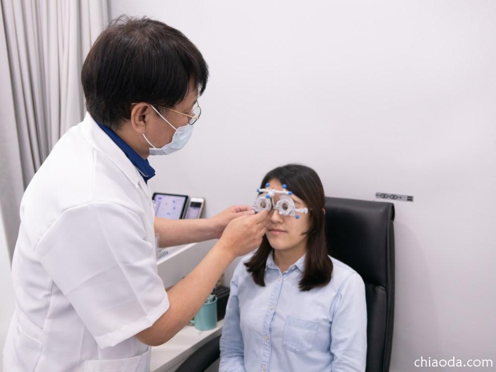 彰化視康佳眼鏡 蔡司驗光儀器 polatest ( MKH )
