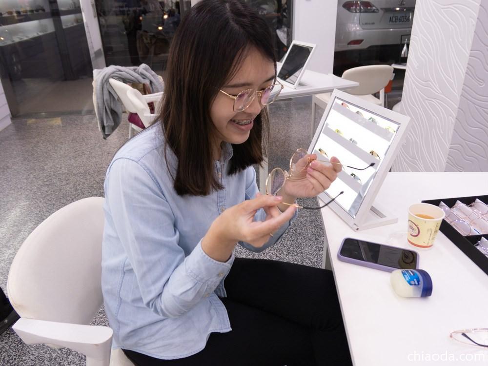 彰化視康佳眼鏡 多款鏡框可挑選