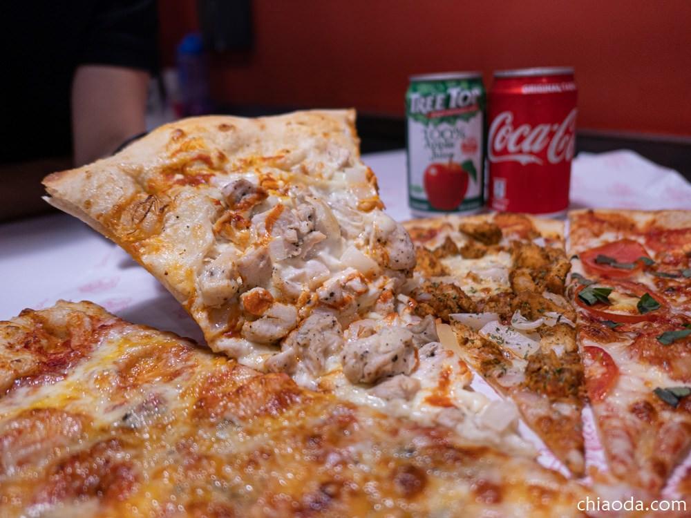 怪獸披薩 2020食記