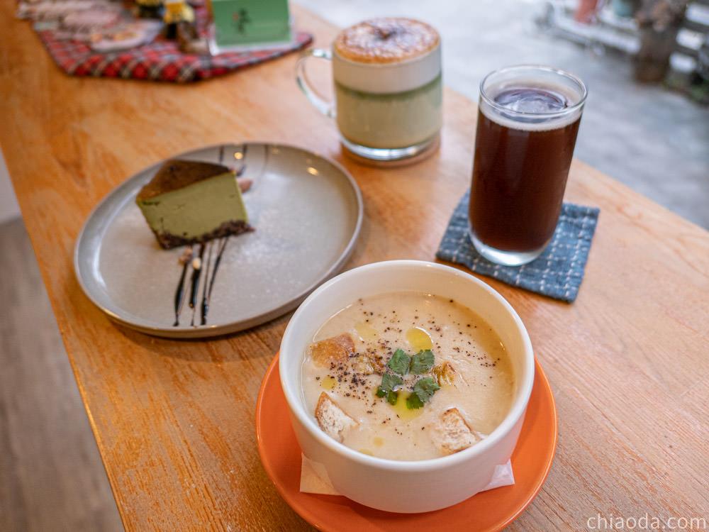 森渡手作廚房【升等套餐附濃湯&甜點 +$100】