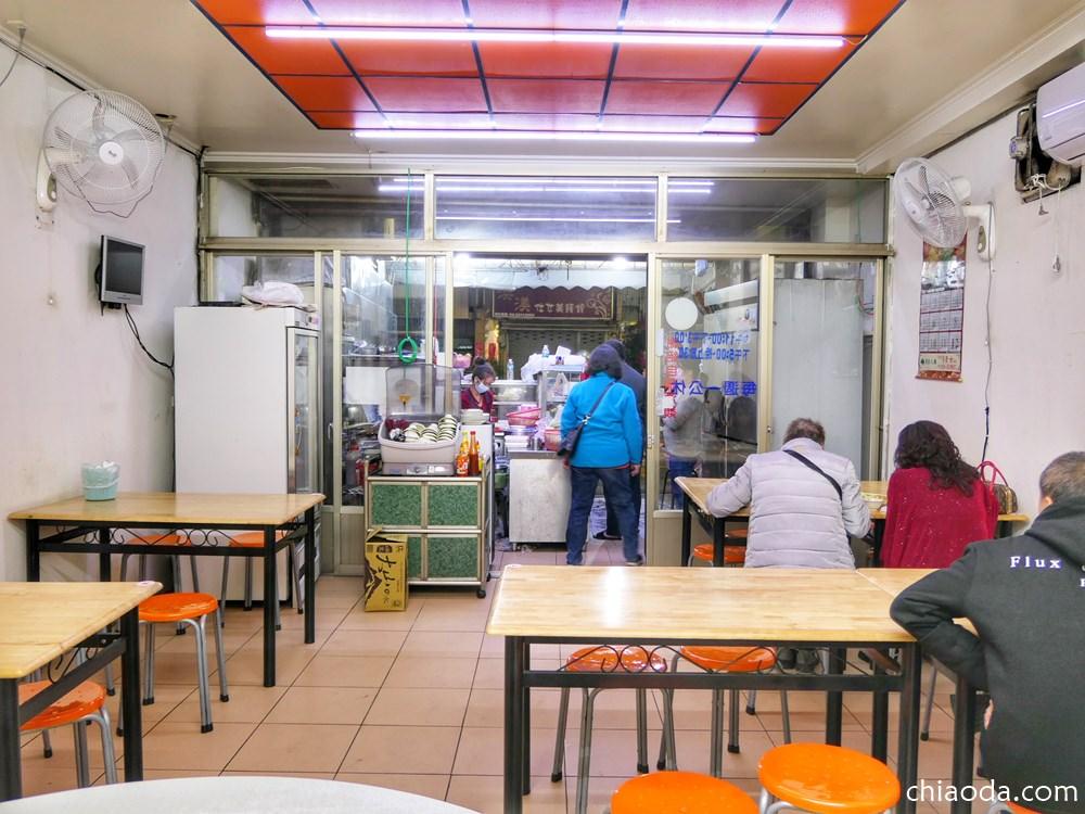 樂業路越南小吃 餐廳環境