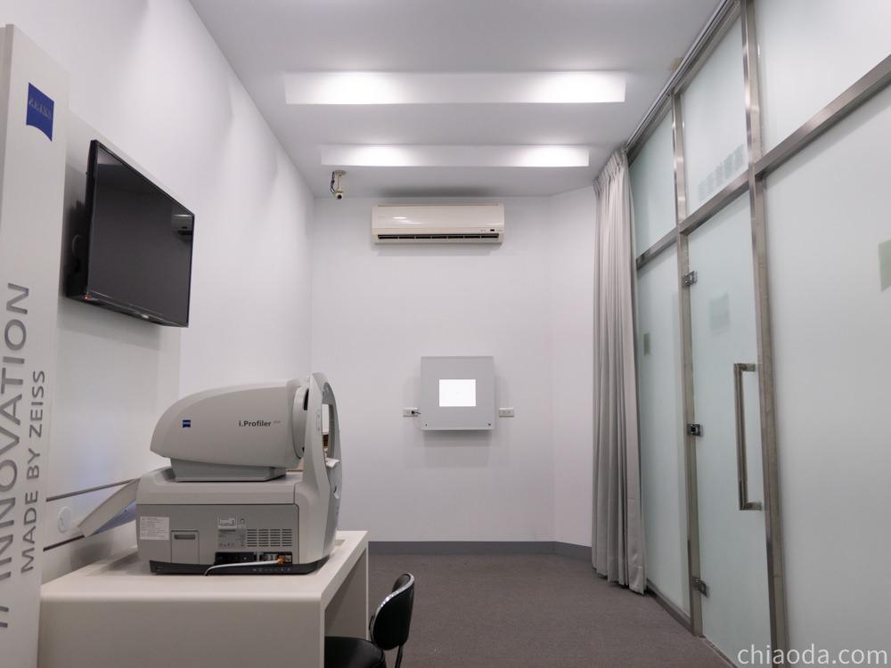 視康佳 驗光室