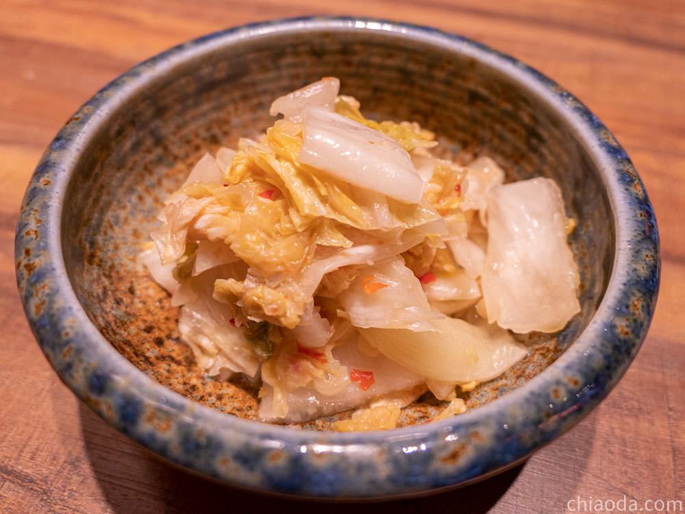 富田和牛燒肉 泡菜