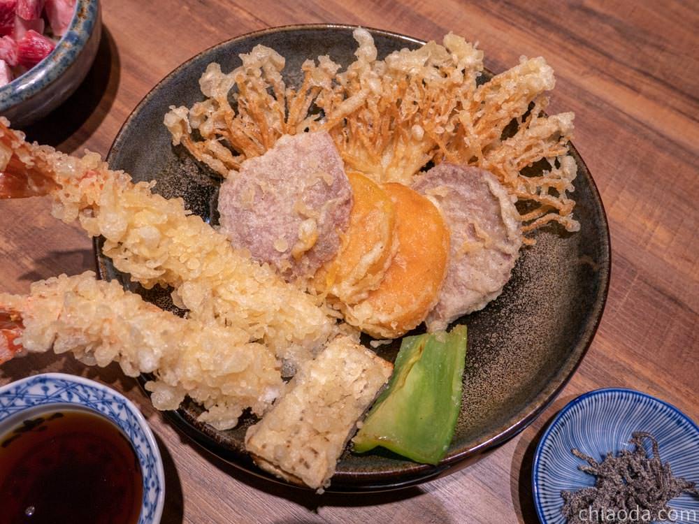 富田和牛燒肉 天婦羅