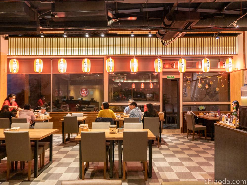 富田和牛燒肉 餐廳環境