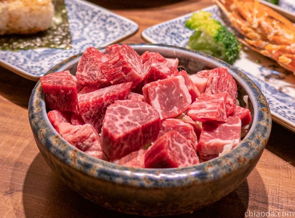 富田和牛燒肉 骰子牛