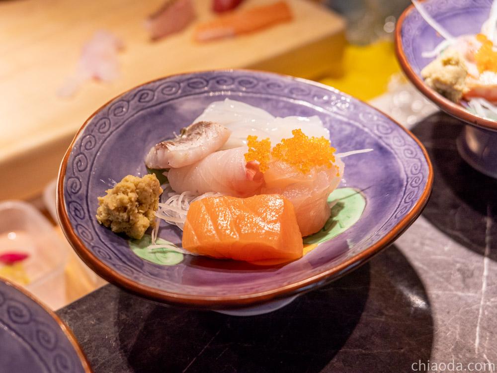 烏米日式料理 刺身