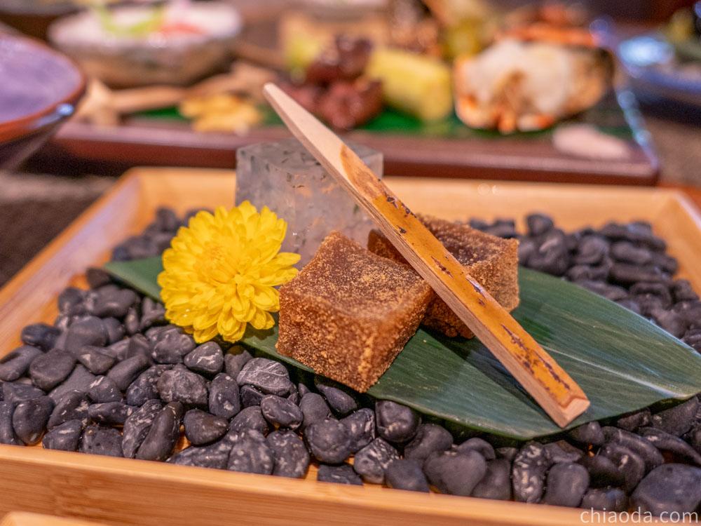 烏米日式料理 黑糖蕨餅