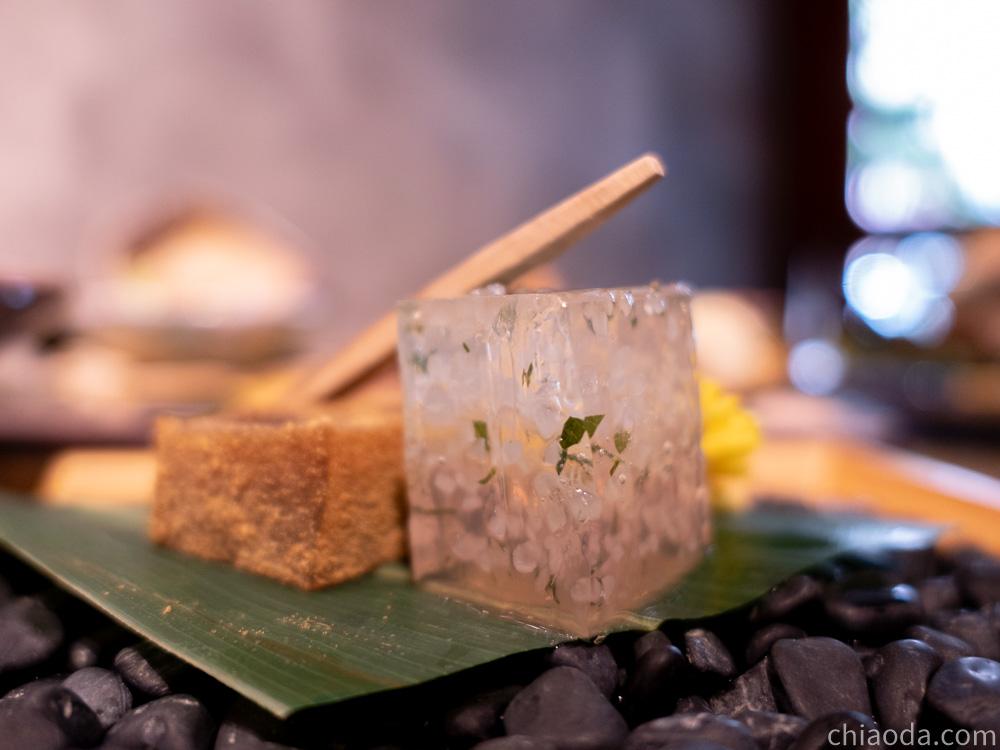 烏米日式料理 星空羊羹
