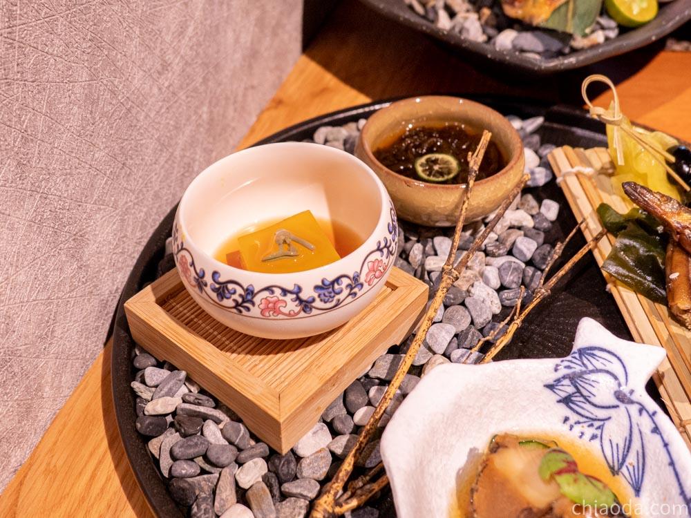 烏米日式料理 前菜