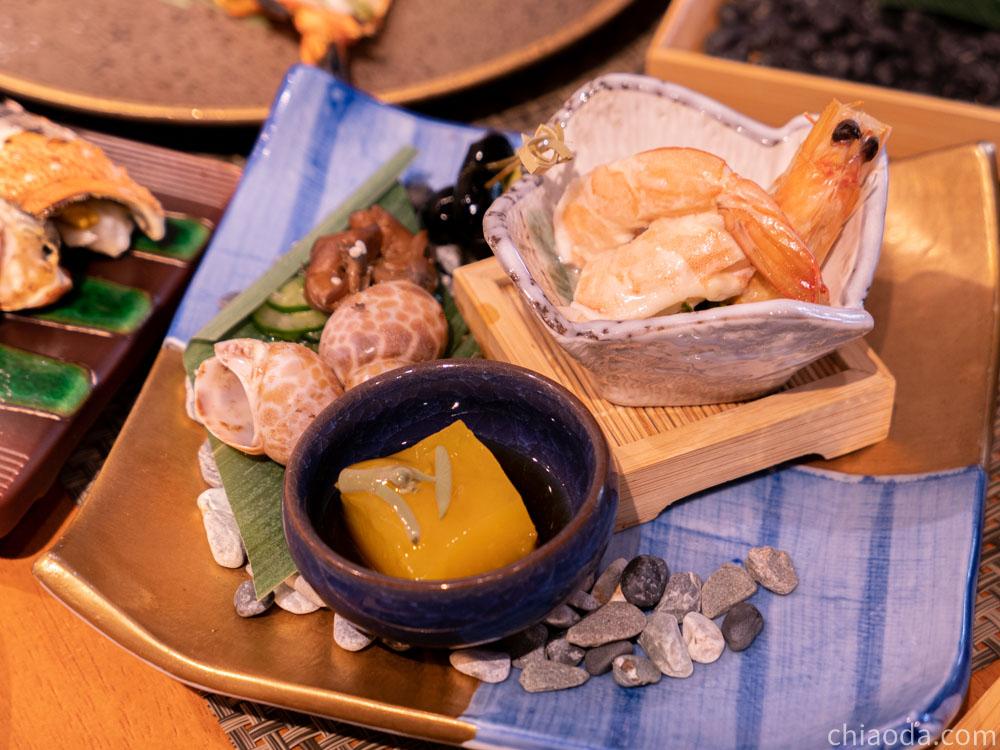 烏米うみ日式無菜單料理 前菜