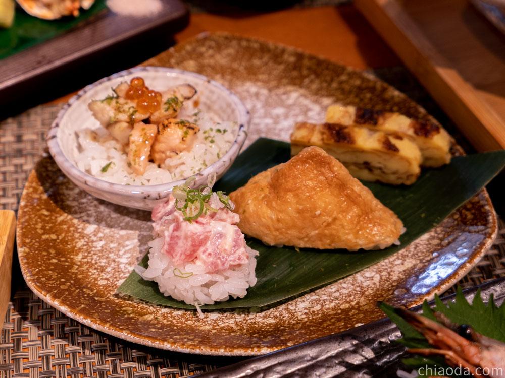 烏米日式料理 握壽司