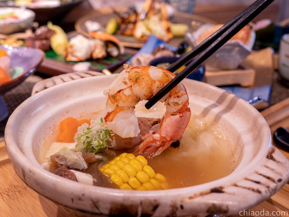 烏米日式料理 昆布海鮮鍋
