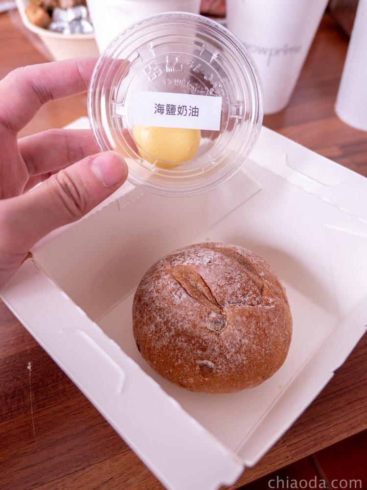 王品牛排 麵包