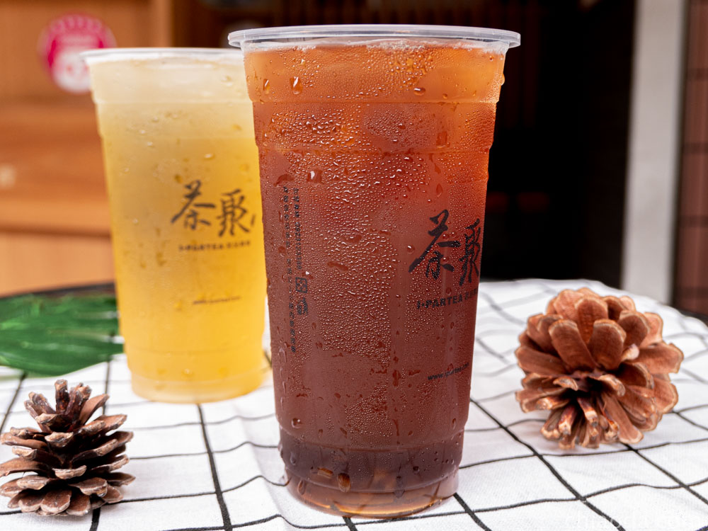 茶聚 沐嵐蘋安紅